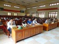 Lễ bế giảng các lớp Cao đẳng nghề và Trung cấp nghề năm 2012